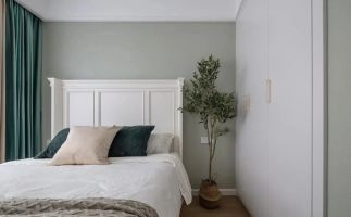 2021現代110平米裝修設計 2021現代三居室裝修設計圖片