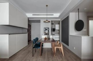 2021混搭90平米裝飾設計 2021混搭二居室裝修設計