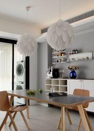2021北歐150平米效果圖 2021北歐二居室裝修設計