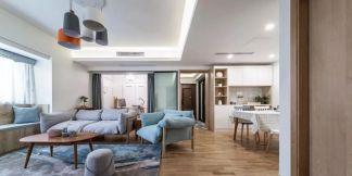 2021北歐90平米裝飾設計 2021北歐二居室裝修設計