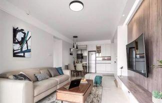 2021簡約70平米設計圖片 2021簡約二居室裝修設計