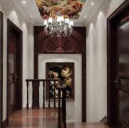 2021美式150平米效果圖 2021美式套房設計圖片