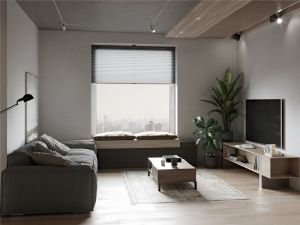 2021現代240平米裝修圖片 2021現代四居室裝修圖