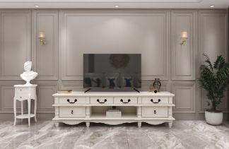 2021美式150平米效果圖 2021美式四居室裝修圖