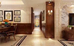 2021新中式150平米效果圖 2021新中式四居室裝修圖