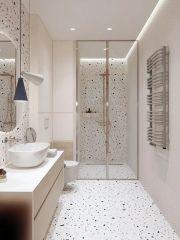2021现代卫生间装修图片 2021现代洗漱台装修设计图片