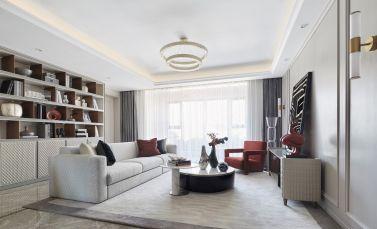 2021混搭客厅装修设计 2021混搭沙发装修图