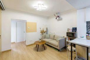 2021現代70平米設計圖片 2021現代三居室裝修設計圖片