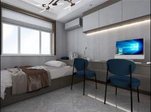 2021后現代150平米效果圖 2021后現代三居室裝修設計圖片