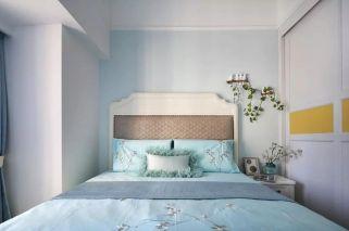 2021美式儿童房装饰设计 2021美式床装修效果图片