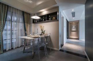 2021北歐110平米裝修設計 2021北歐三居室裝修設計圖片