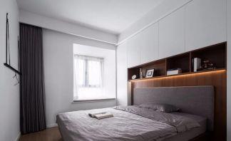 个性灰色客厅设计图片