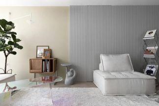 2021現代簡約150平米效果圖 2021現代簡約三居室裝修設計圖片