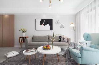 2021北歐150平米效果圖 2021北歐四居室裝修圖