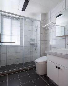 2021簡約70平米設計圖片 2021簡約三居室裝修設計圖片