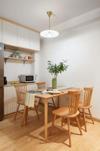 厨房白色厨房岛台效果图大全