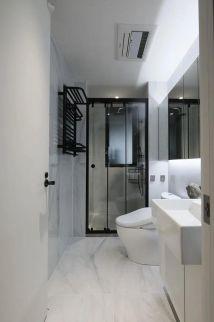 格调现代简约灰色门厅家装设计