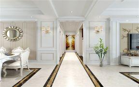 典丽矞皇白色细节室内装修图片