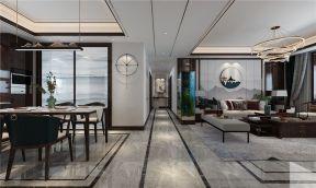 典丽矞皇客厅走廊装修美图