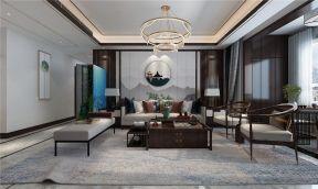 简洁客厅新古典图片