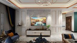 现代客厅沙发设计方案