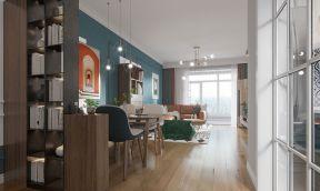 2021北欧客厅装修设计 2021北欧窗台设计图片