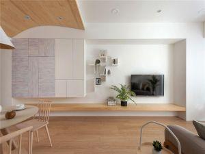 2021现代简约客厅装修设计 2021现代简约地板装饰设计