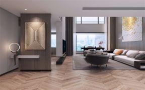 2021现代玄关图片 2021现代走廊装修效果图片