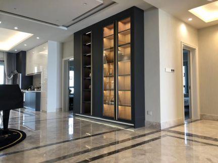 2021简约起居室装修设计 2021简约细节装修效果图大全
