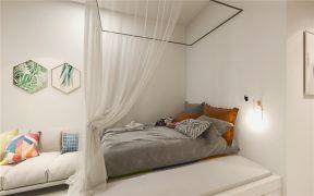 2021简欧60平米以下装修效果图大全 2021简欧公寓装修设计