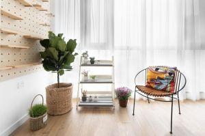 2021北欧客厅装修设计 2021北欧地板装饰设计