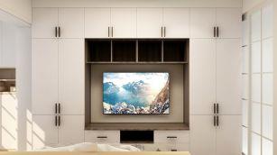2021美式240平米装修图片 2021美式四居室装修图