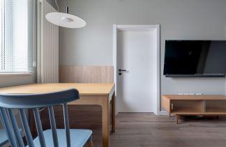 2021北欧餐厅效果图 2021北欧餐桌装修效果图片
