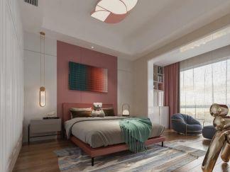 2021新中式卧室装修设计图片 2021新中式背景墙装修设计