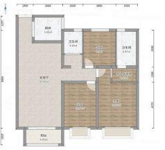 2021简欧240平米装修图片 2021简欧套房设计图片