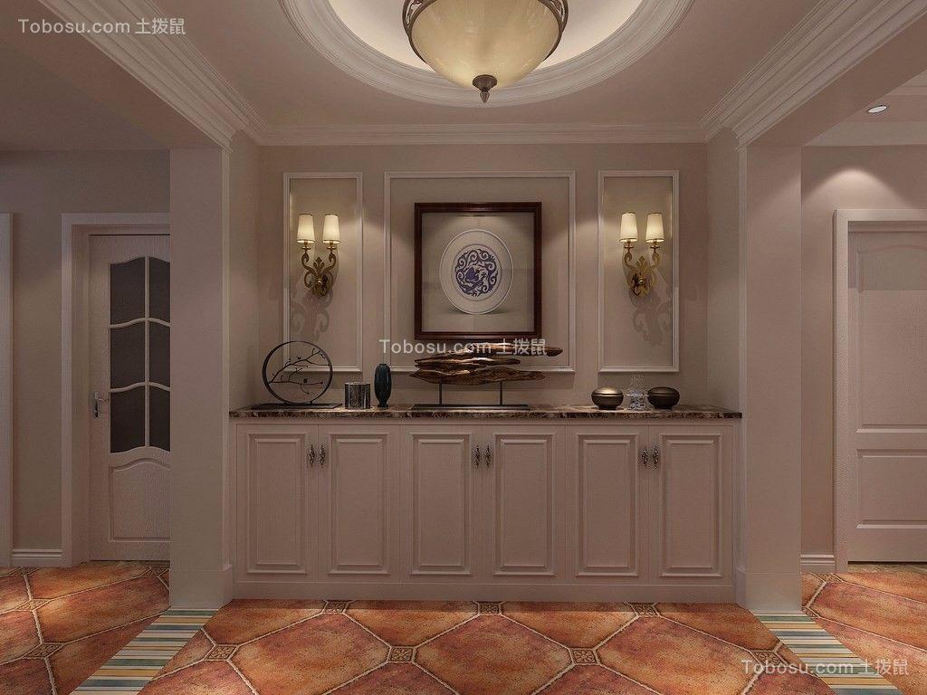 现代简约风格200平米复式室内装修效果图图片