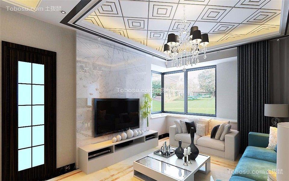 阳台灰色窗台现代风格装饰设计图片