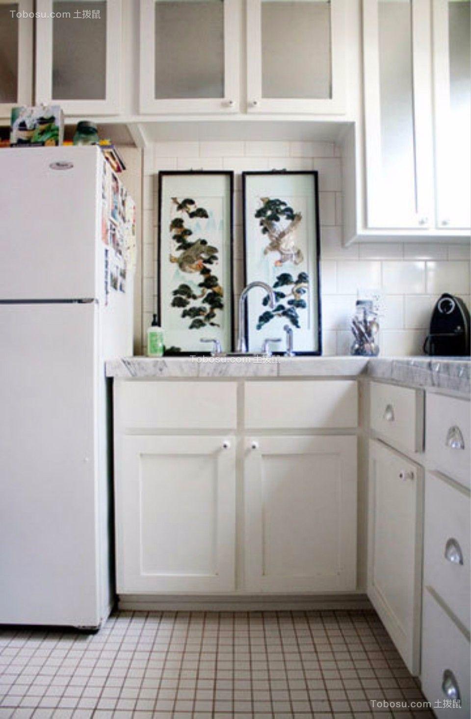 美域东方两室一厅74平轻古典装修效果图