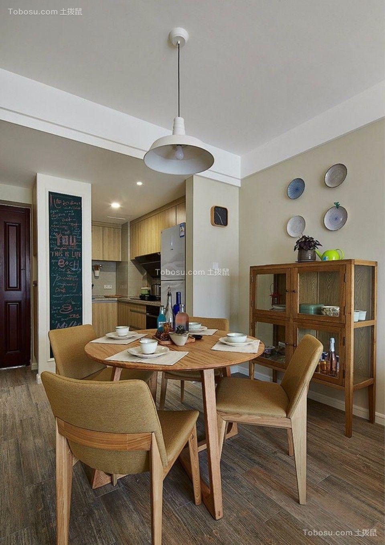 餐厅 细节_武夷嘉园一室一厅60平混搭装修效果图