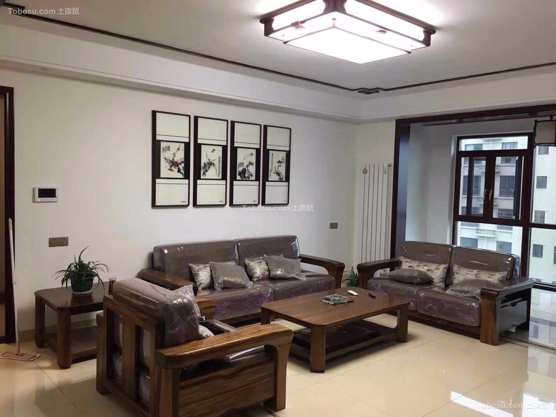 160平三室二厅中式装修效果图