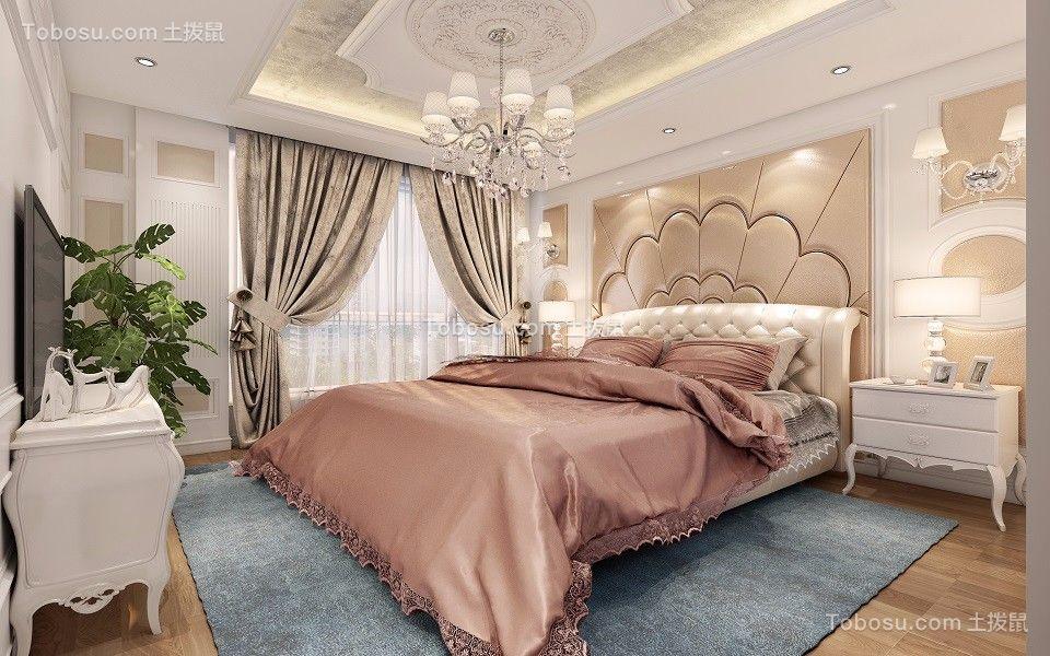 大华锦绣天地260平双层别墅欧式风格效果图