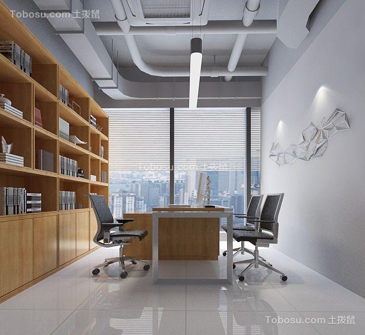 光子科技公司245㎡公装效果图