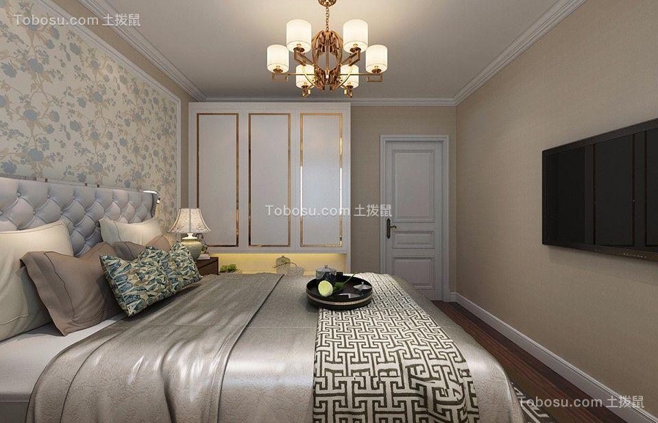 2020欧式卧室装修设计图片 2020欧式走廊装修设计