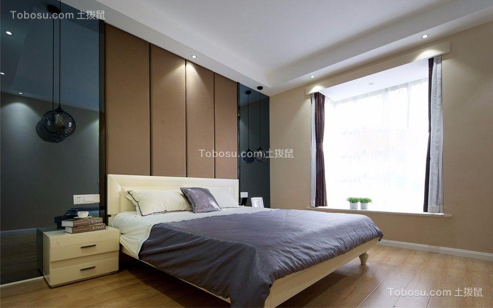 2019现代卧室装修设计图片 2019现代飘窗装饰设计