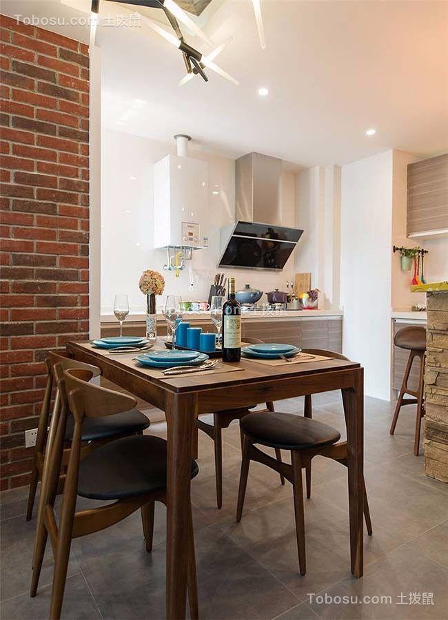厨房 细节_王府花园三室两厅125平混搭装修效果图