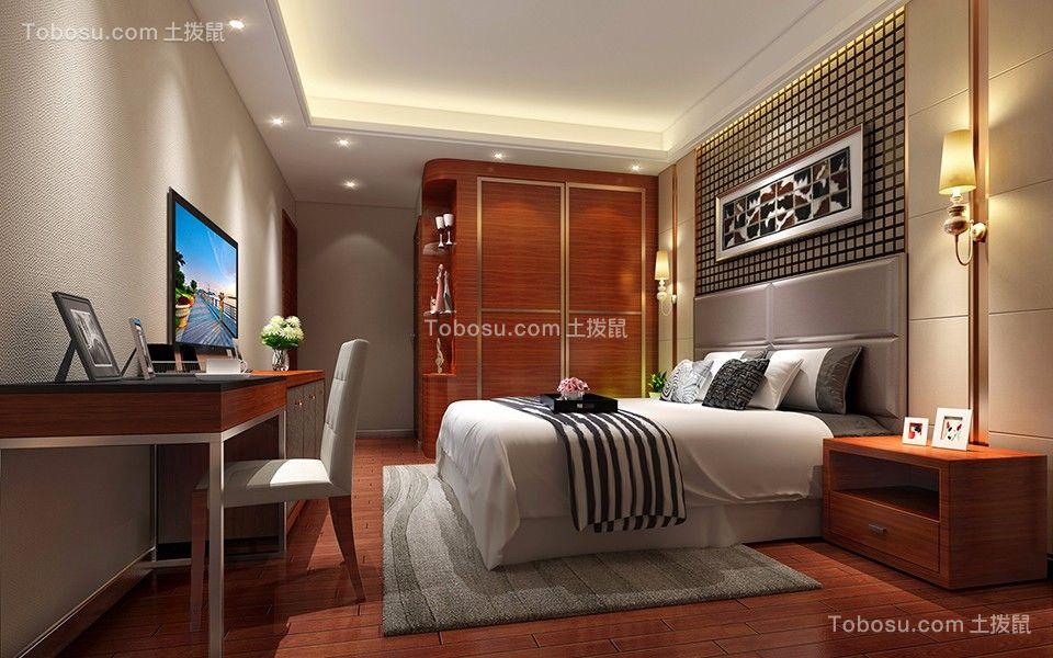 惠州东湖九区105平米现代风格效果图