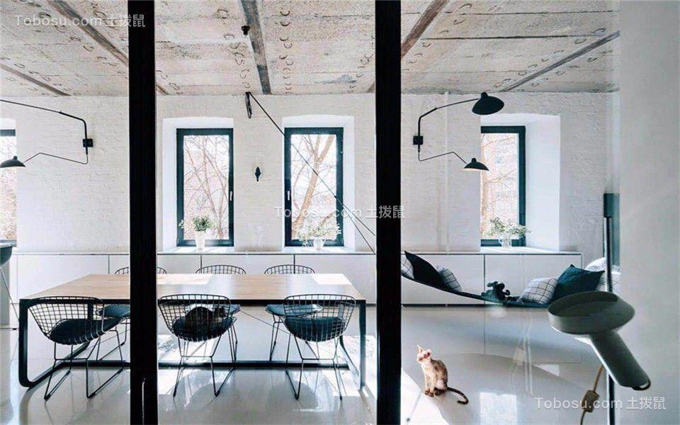 140平米地中海风格两居室装修效果图