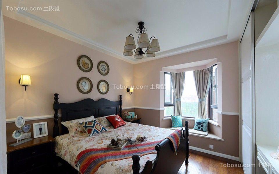 卧室 吊顶_天一城126平米三室二厅现代简约风格装修效果图