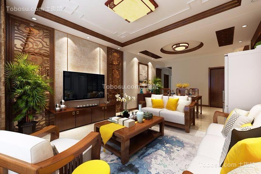 龙城新居中式风格案例赏析
