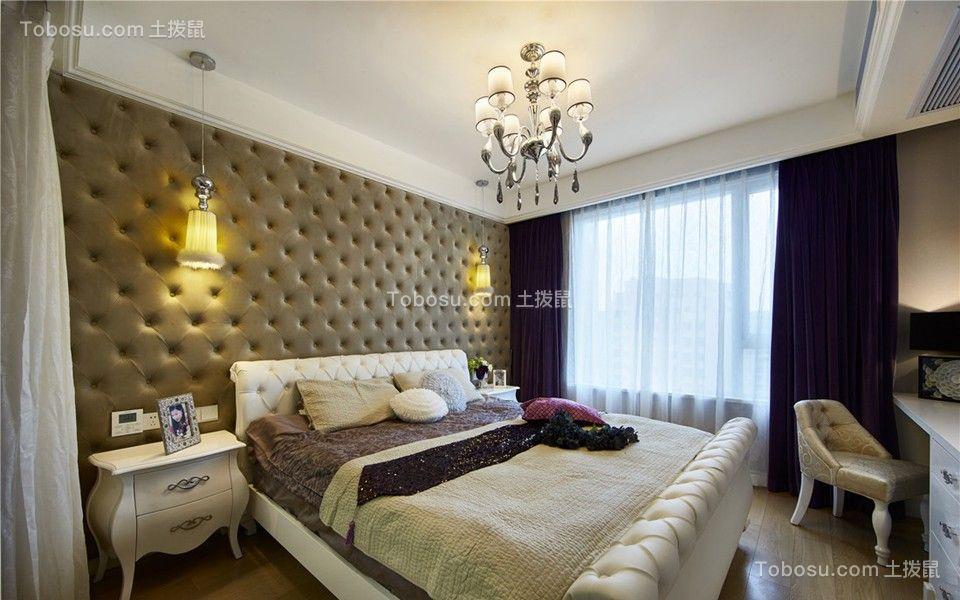 100~120m²/新古典/三居室装修设计